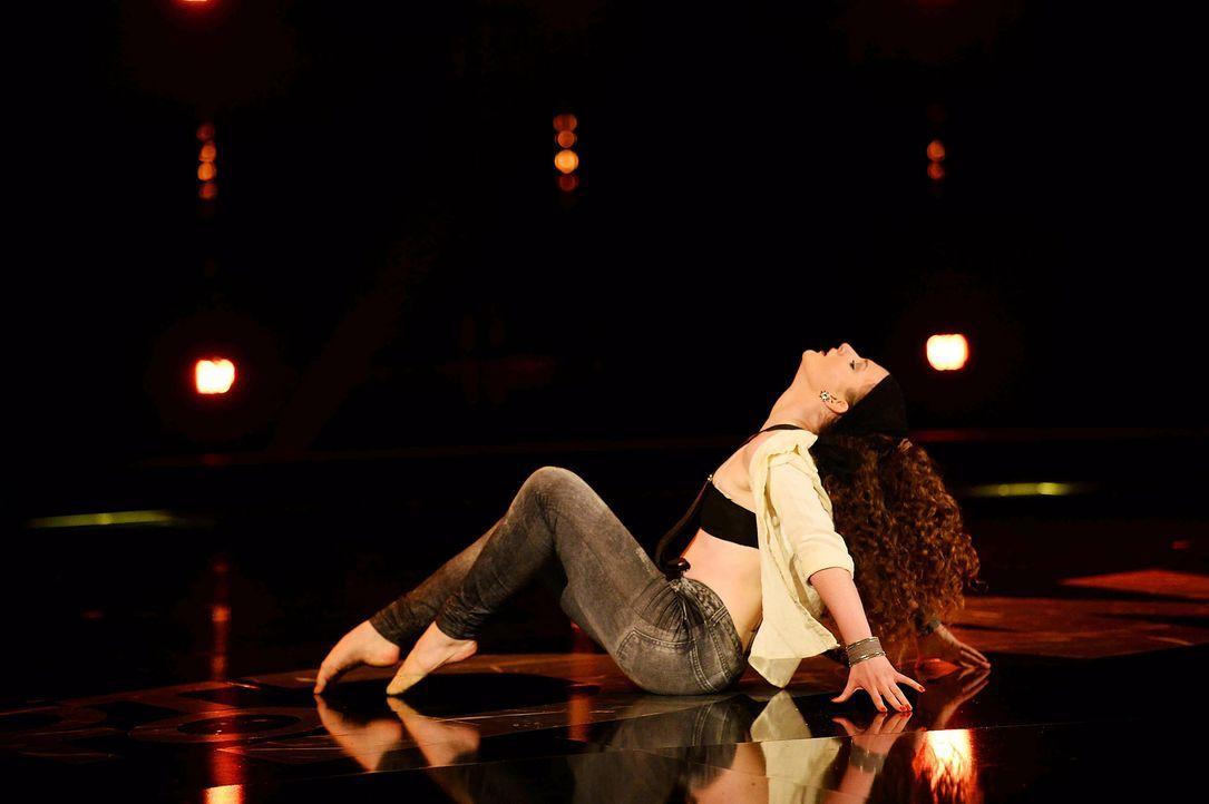 Got-To-Dance-Franziska-07-SAT1-ProSieben-Willi-Weber - Bildquelle: SAT.1/ProSieben/Willi Weber