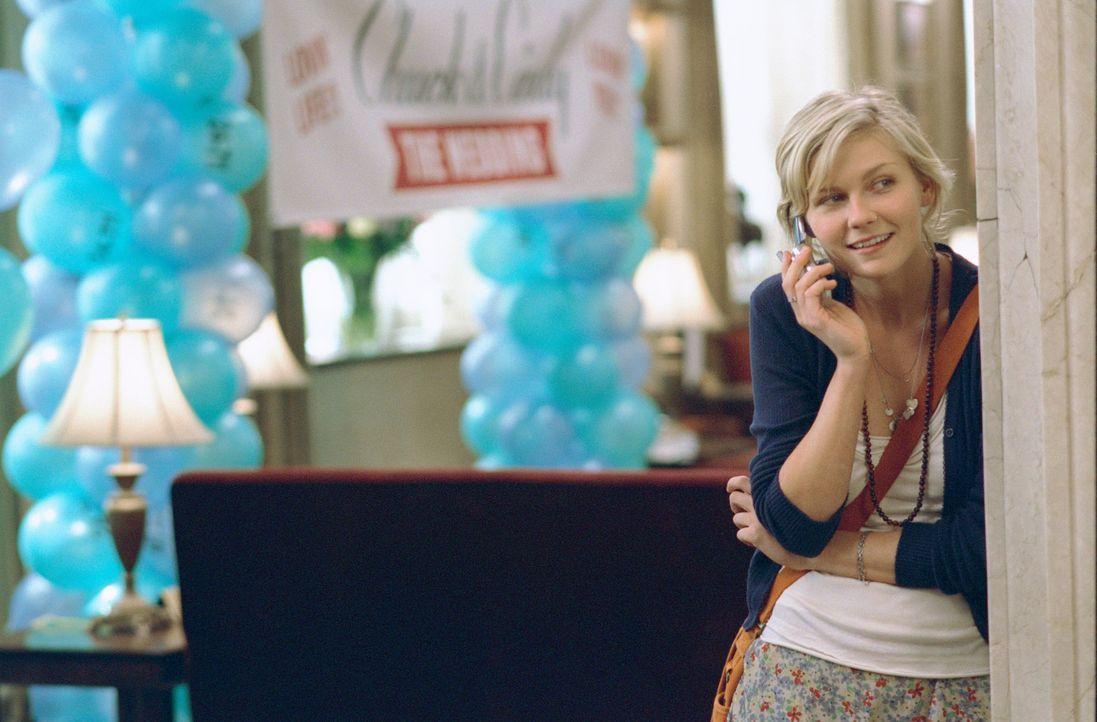 Verliert ihr Herz an einen Fluggast: die lebenslustige Stewardesse Claire (Kirsten Dunst) ... - Bildquelle: Paramount Pictures
