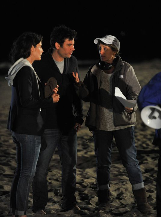 HIMYM- Behind the scenes- Sunrise (2) - Bildquelle:  CBS Broadcasting, Inc. All rights reserved