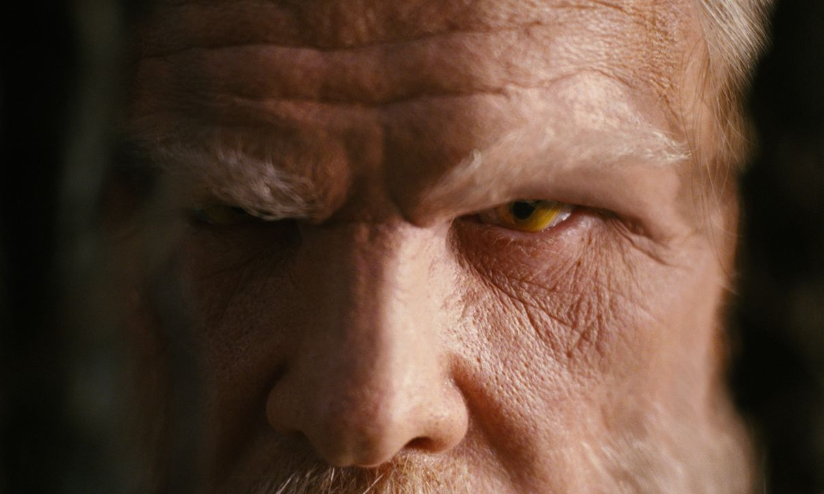 """Der Oger Mulgarath (Nick Nolte) will das """"Handbuch der magischen Geschöpfe"""" unter seine Kontrolle bringen, um mit dessen Wissen die Welt zu beherrsc... - Bildquelle: Paramount Pictures"""