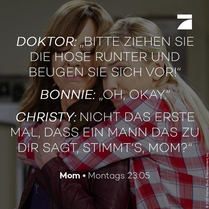 Christy und Bonnie - Staffel 3 Episode 15 - Bildquelle: 2016 Warner Bros. Entertainment, Inc.