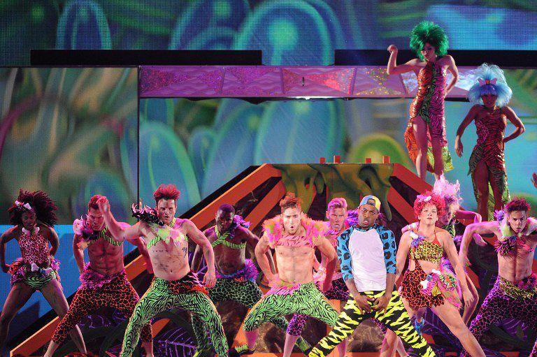 Kids-Choice-Awards-Todrick-Hall-3-14-03-29-getty-AFP - Bildquelle: getty-AFP