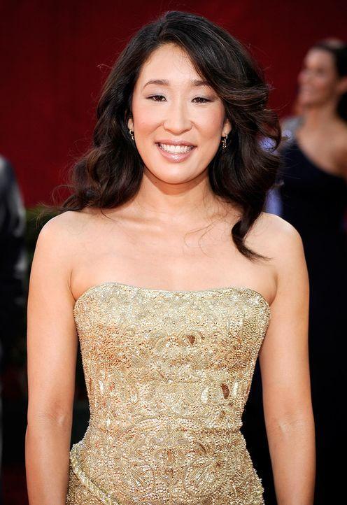 Grey's Anatomy - Darsteller: Cristina (Sandra Oh) 1373 x 2000 - Bildquelle: getty - AFP