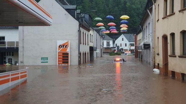 Hochwasser 2021, Bild 2
