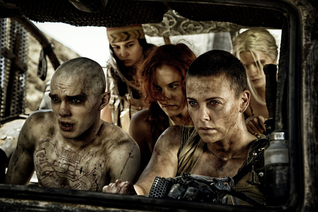 Mad-Max-Fury-Road-07-Warner - Bildquelle: Warner Bros. Ent. Inc./Village Roadshow Films (BVI) Ltd