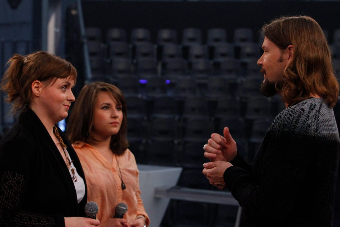 battle-evi-vs-kristin-02-the-voice-of-germany-huebnerjpg 2160 x 1440 - Bildquelle: SAT.1/ProSieben/Richard Hübner