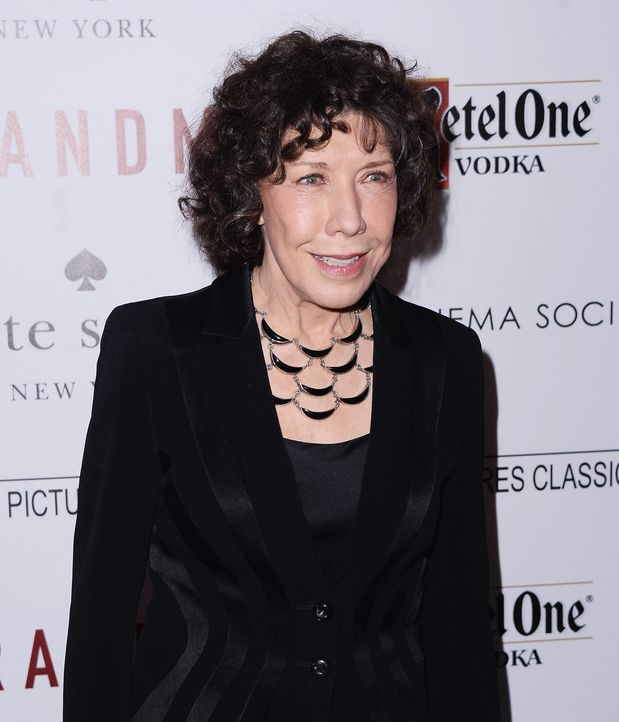 Lily-Tomlin-150818-AFP - Bildquelle: Stephen Lovekin/Getty Images/AFP
