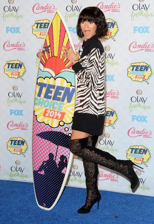 Teen-Choice-Awards-Zendaya-140810-getty-AFP - Bildquelle: getty-AFP