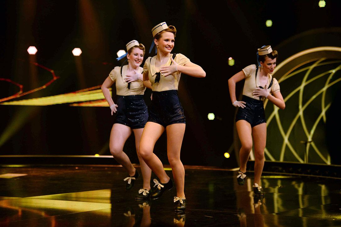 Got-To-Dance-Sailor-Girls-04-SAT1-ProSieben-Willi-Weber - Bildquelle: SAT.1/ProSieben/Willi Weber