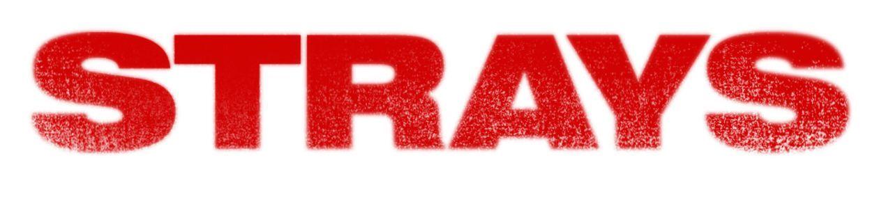 STRAYS - Logo