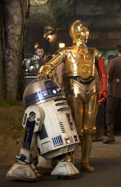 Star-Wars-Das-Erwachen-der-Macht-27-Lucasfilm - Bildquelle: Lucasfilm 2015