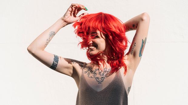 Rote Haare richtig färben und der perfekte Look für jeden Geschmack