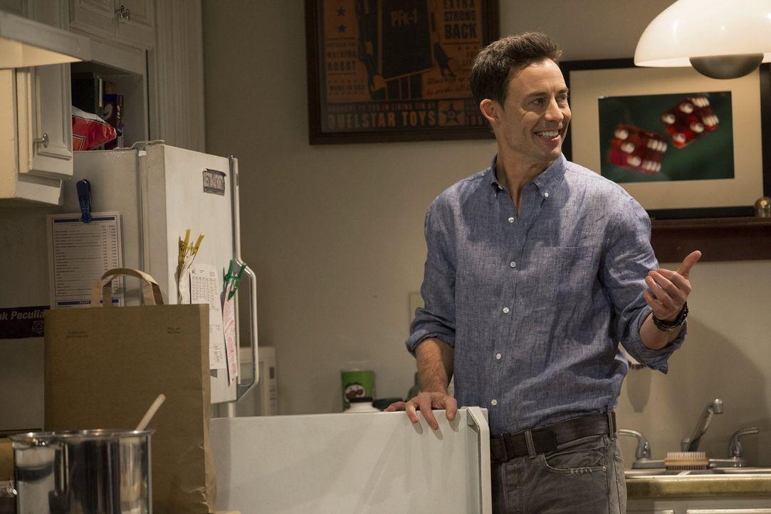 Er versucht zwar alles, um seinem Sohn näher zu kommen, doch Justin akzeptiert Frank (Tom Cavanagh) nicht ... - Bildquelle: Warner Brothers