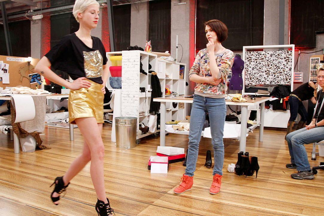 Fashion-Hero-Epi05-Atelier-43-ProSieben-Richard-Huebner - Bildquelle: Richard Huebner