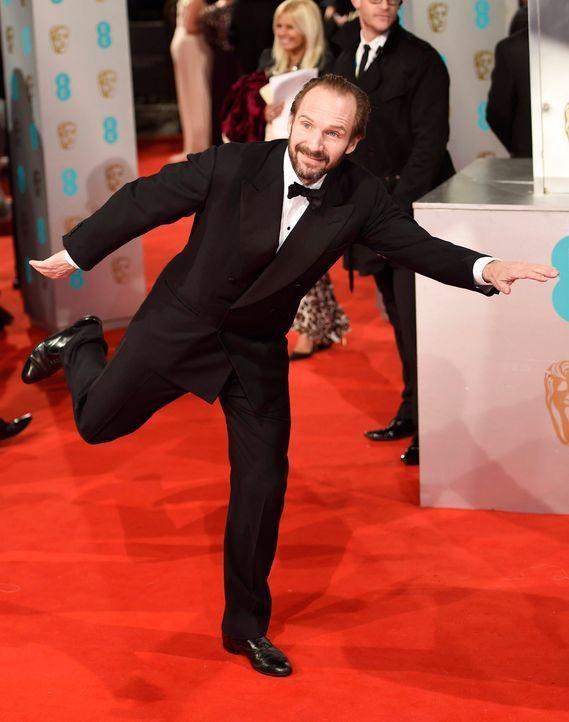 BAFTA-Ralph-Fiennes-15-02-08-dpa - Bildquelle: dpa