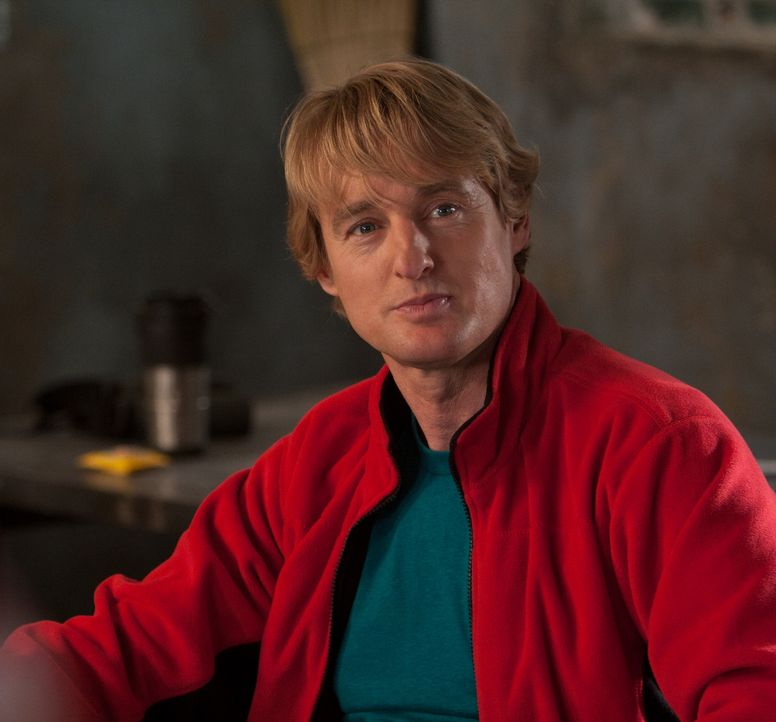Ornithologe Kenny (Owen Wilson) möchte den Wettbewerb mit allen Mitteln gewinnen ... - Bildquelle: 2011 Twentieth Century Fox Film Corporation. All rights reserved.