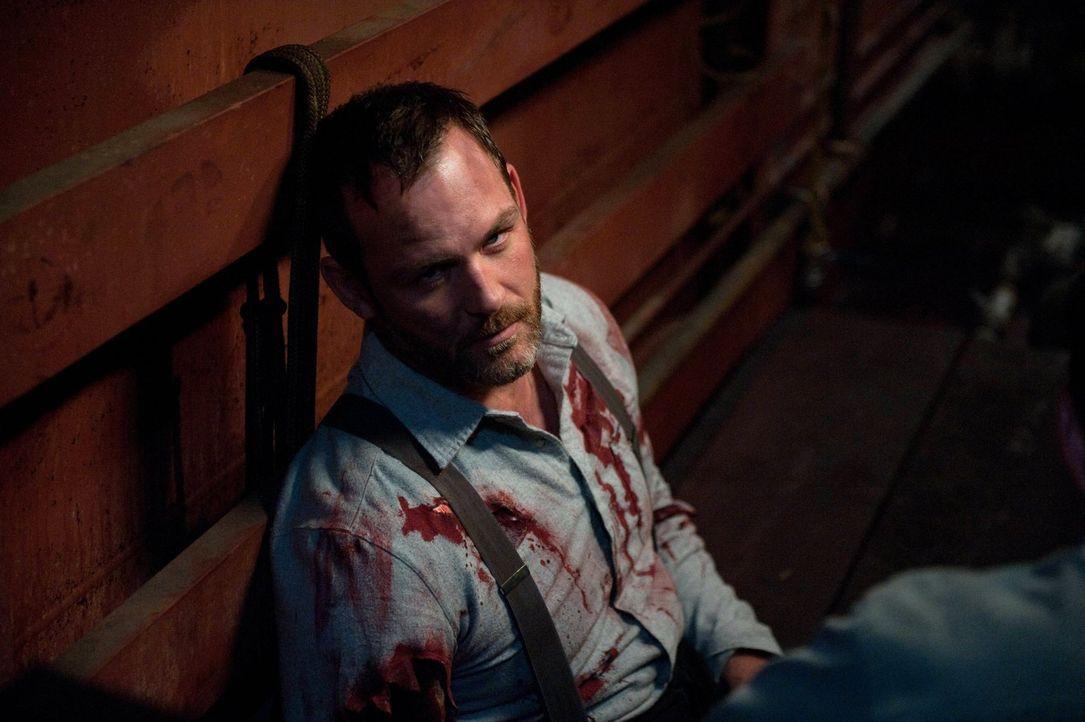 Wird Benny (Ty Olsson) sein Ziel erreichen und endlich Rache nehmen können? - Bildquelle: Warner Bros. Television