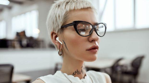 Pixie-Cut: Kurzhaarschnitte sind hip, modern und liegen total im Trend