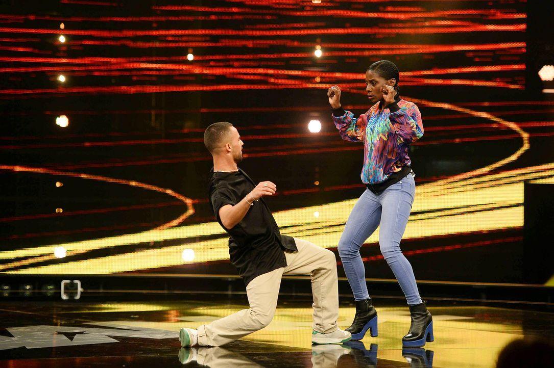 Got-To-Dance-Majid-10-SAT1-ProSieben-Willi-Weber - Bildquelle: SAT.1/ProSieben/Willi Weber