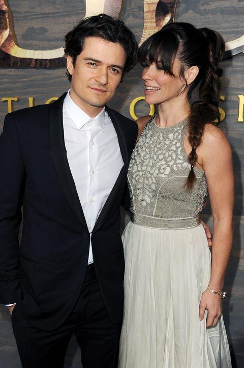 The-Hobbit-Premiere-LA-Orlando-Bloom-Evangeline-Lilly-131202-2-getty-AFP - Bildquelle: getty-AFP