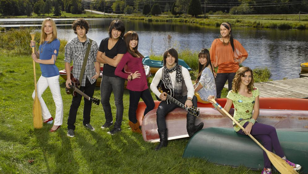 Camp Rock - Bildquelle: 2007 DISNEY CHANNEL. All rights reserved.