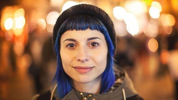 Ein rechteckiges Gesicht ist eher länglich – welcher Haarschnitt steht dieser...