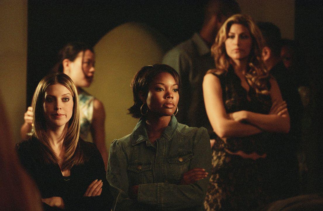 Evan nutzt die hilfreichen Tipps seines Cousins, um seine Ex-Freundin Nicky (Gabrielle Union, M.) zurückzugewinnen Doch diese hat längst Wind von... - Bildquelle: 2006 Sony Pictures Television International.