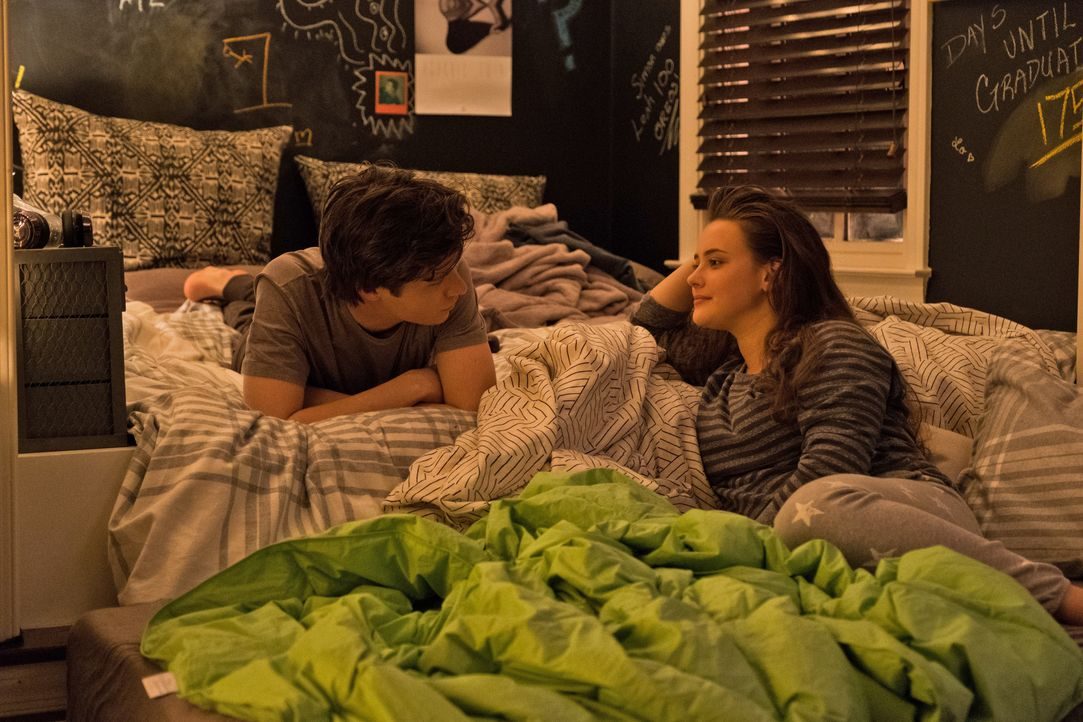 Simon Spier (Nick Robinson); Leah Burke (Katherine Langford) - Bildquelle: Ben Rothstein 2018 Twentieth Century Fox Film Corporation.  All rights reserved. / Ben Rothstein