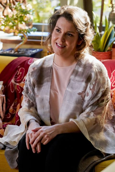 Professor Ericson (Melanie Lynskey) - Bildquelle: TM & © 2020 Warner Bros. Entertainment Inc. All Rights Reserved.