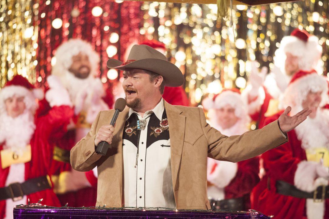 Um seiner Tochter Noel ihren sehnlichsten Weihnachtswunsch zu erfüllen und um den neuen Mann seiner Ex auszustechen, ist sich Vater Larry (Larry the... - Bildquelle: 2014 Twentieth Century Fox Film Corporation. All rights reserved.