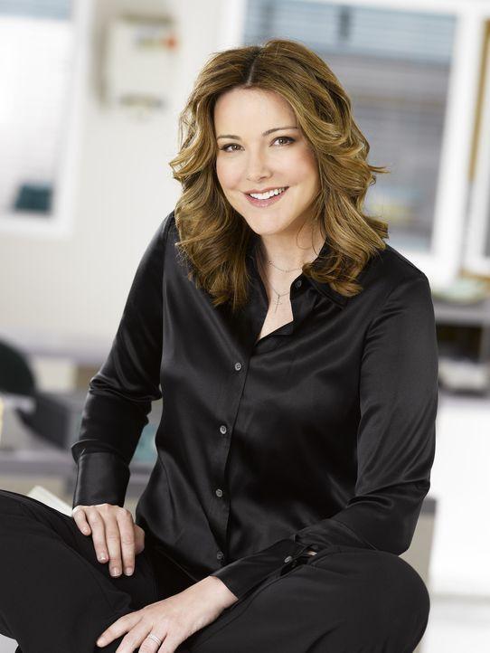 (7. Staffel) - Jordan Sullivan (Christa Miller), Aufsichtsrätin des Krankenhauses, ist eine der wenigen, die ihrem Ex-Ehemann Dr. Cox die Stirn biet... - Bildquelle: Touchstone Television