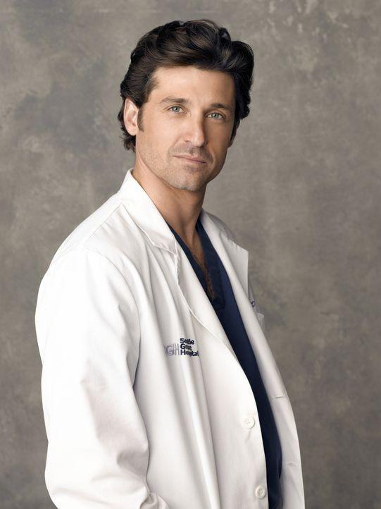 (3. Staffel) - Die Zusammenarbeit mit Dr. Meredith Grey und Dr. Addison Shepherd im Seattle Grace Hospitals ist für Oberarzt Dr. Derek Shepherd (Pat... - Bildquelle: Bob D'Amico Touchstone Television