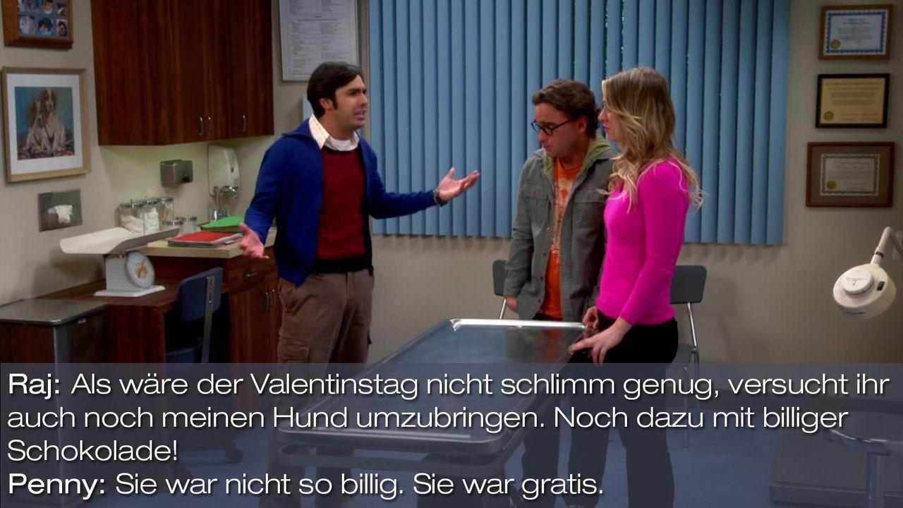 Staffel 7 Folge 15 - Zitat 7 - Bildquelle: Warner Bros. Television