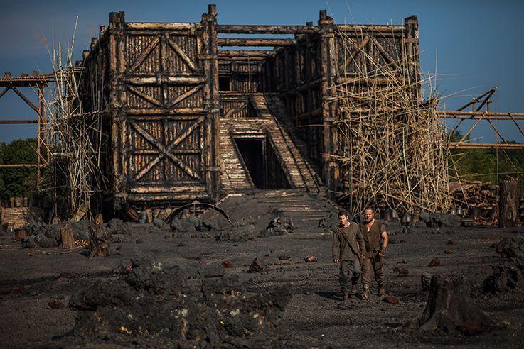 Noah-Szenenbild-4-Paramount - Bildquelle: 2013 Paramount Pictures