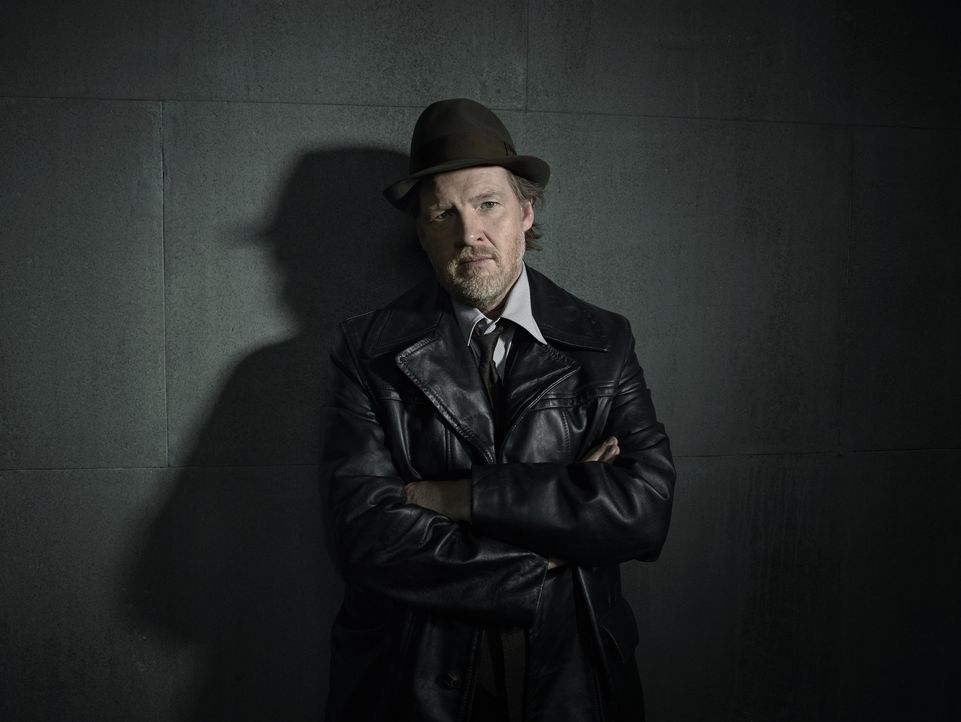 Detective Harvey Bullock (Donal Logue)  - Bildquelle: Warner Bros. Entertainment, Inc.