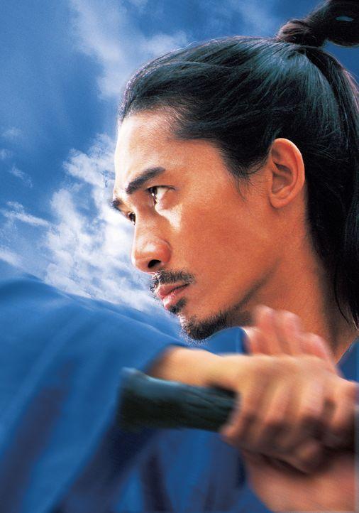 Um zu verhindern, dass sich der tyrannische König von Qin zum Kaiser über China erhebt, wird Broken Sword (Tony Leung Chiu Wai) auf ihn angesetzt... - Bildquelle: Constantin Film