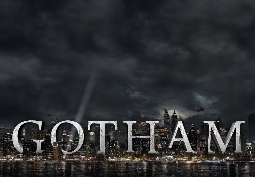 (1. Staffel) - Gotham - Artwork - Bildquelle: Warner Bros. Entertainment, Inc.