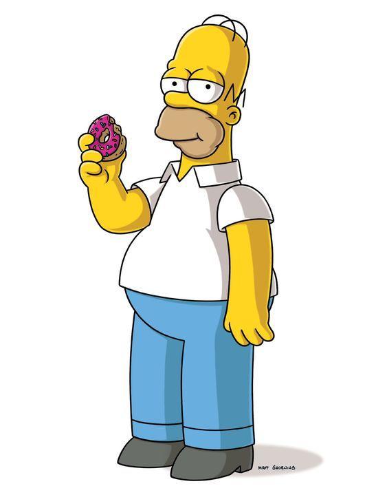 (24. Staffel) - Auch wenn er meist durch eher geringe Intelligenz, Faulheit und Egoismus auffällt - trotzdem man muss ihn einfach mögen: Homer Simps... - Bildquelle: und TM Twentieth Century Fox Film Corporation - Alle Rechte vorbehalten