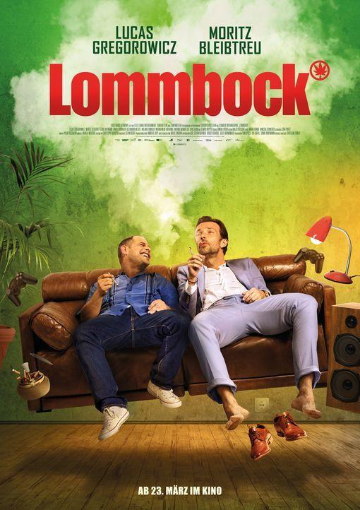Lommbock - Artwork - Bildquelle: Wild Bunch