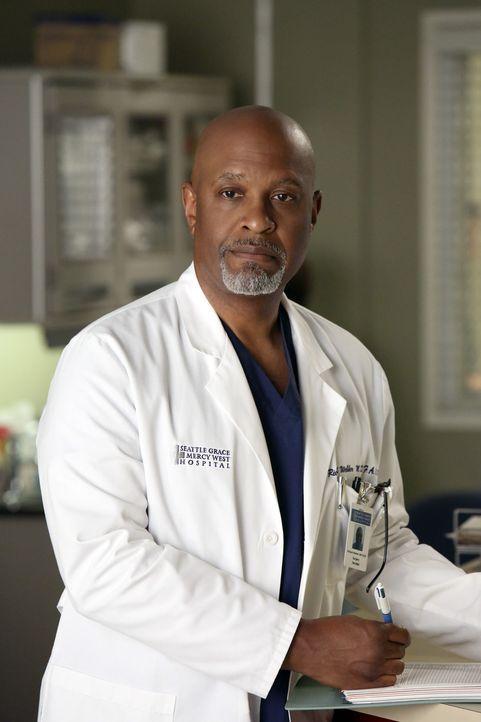 Rückblick: Webber (James Pickens Jr.) macht sich große Sorgen um seine Kollegen, die mit den  Verletzungen des Flugzeugabsturzes fertig werden mü... - Bildquelle: ABC Studios