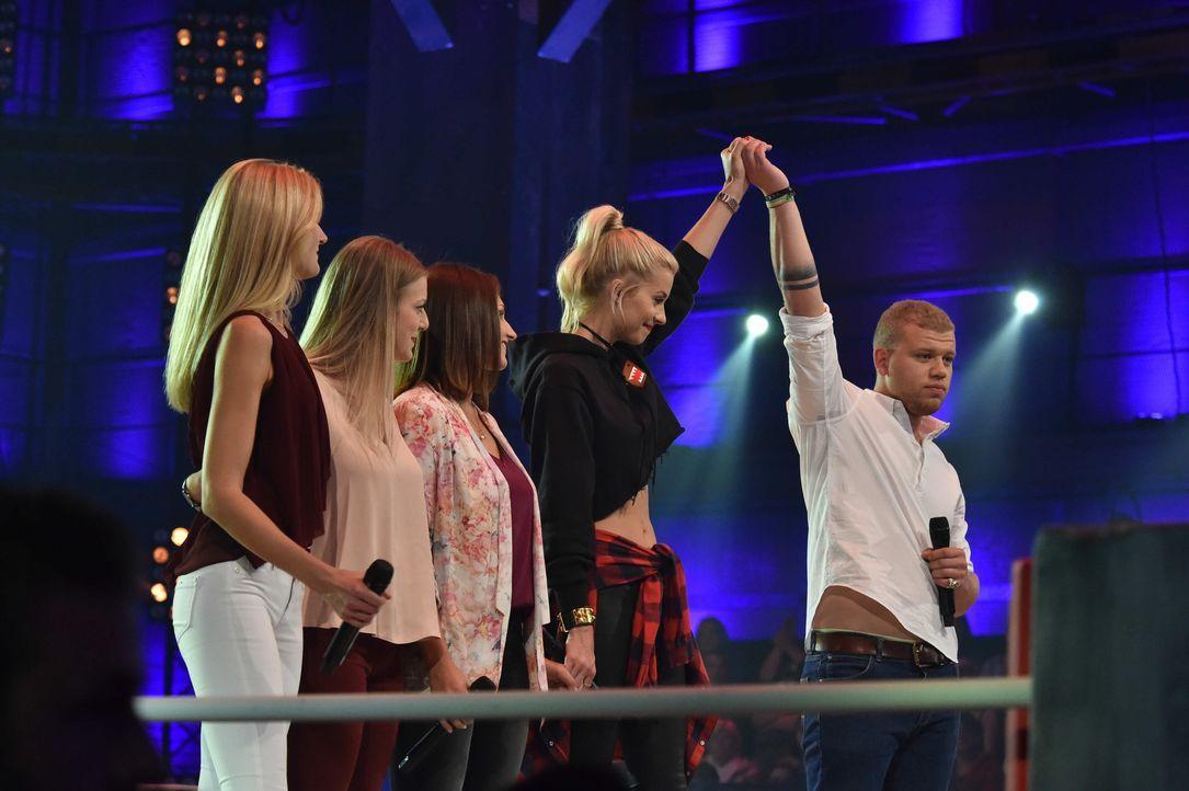 TVOG_AK1_4201.JPG_Tay_Sarah,Maria,Teresa - Bildquelle: ProSieben/Andre Kowalski