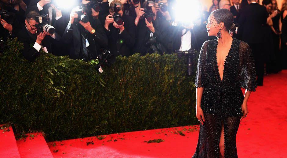 Costume-Institute-Benefit-Beyonce-14-05-05-AFP - Bildquelle: AFP