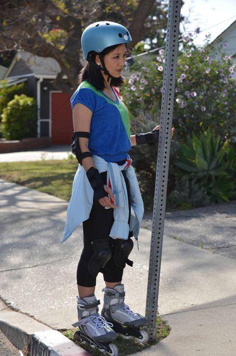 Wird Jessica Huang (Constance Wu) mit den neuen Nachbarinnen mithalten können? - Bildquelle: 2015 American Broadcasting Companies. All rights reserved.