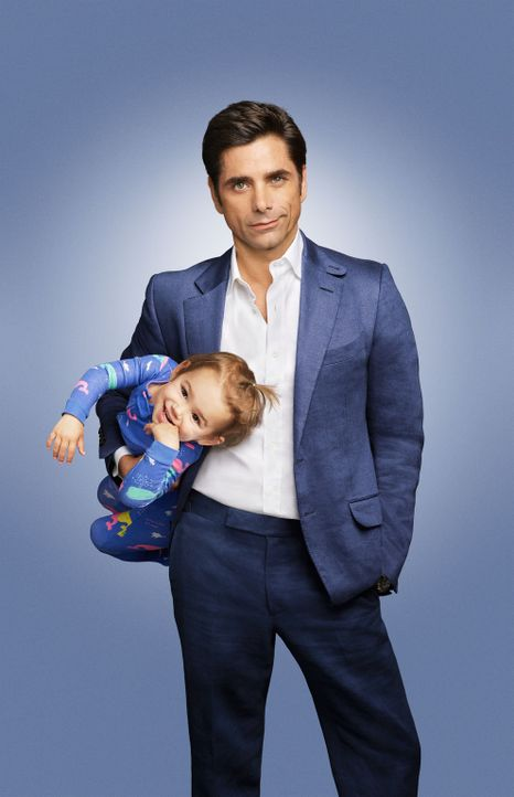 (1. Staffel) - Jimmy Martino (John Stamos) ist Besitzer eines erfolgreichen Restaurants und ein unverbesserlicher Frauenheld. Doch als er erfährt, d... - Bildquelle: ABC Studios