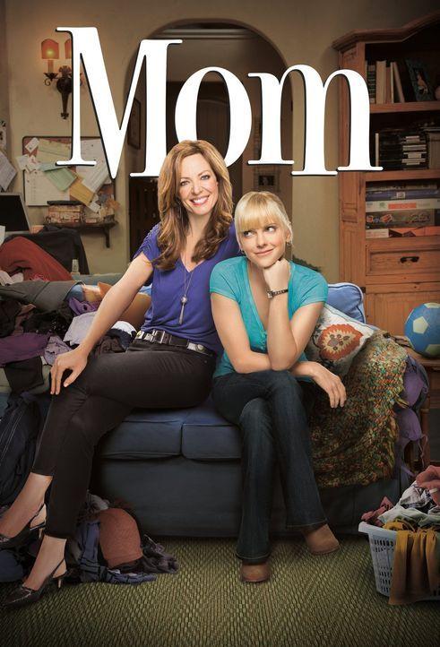 (2. Staffel) - Ihr Leben geht turbulent weiter: Christy (Anna Faris, r.) und Bonnie (Allison Janney, l.) ... - Bildquelle: Warner Bros. Television