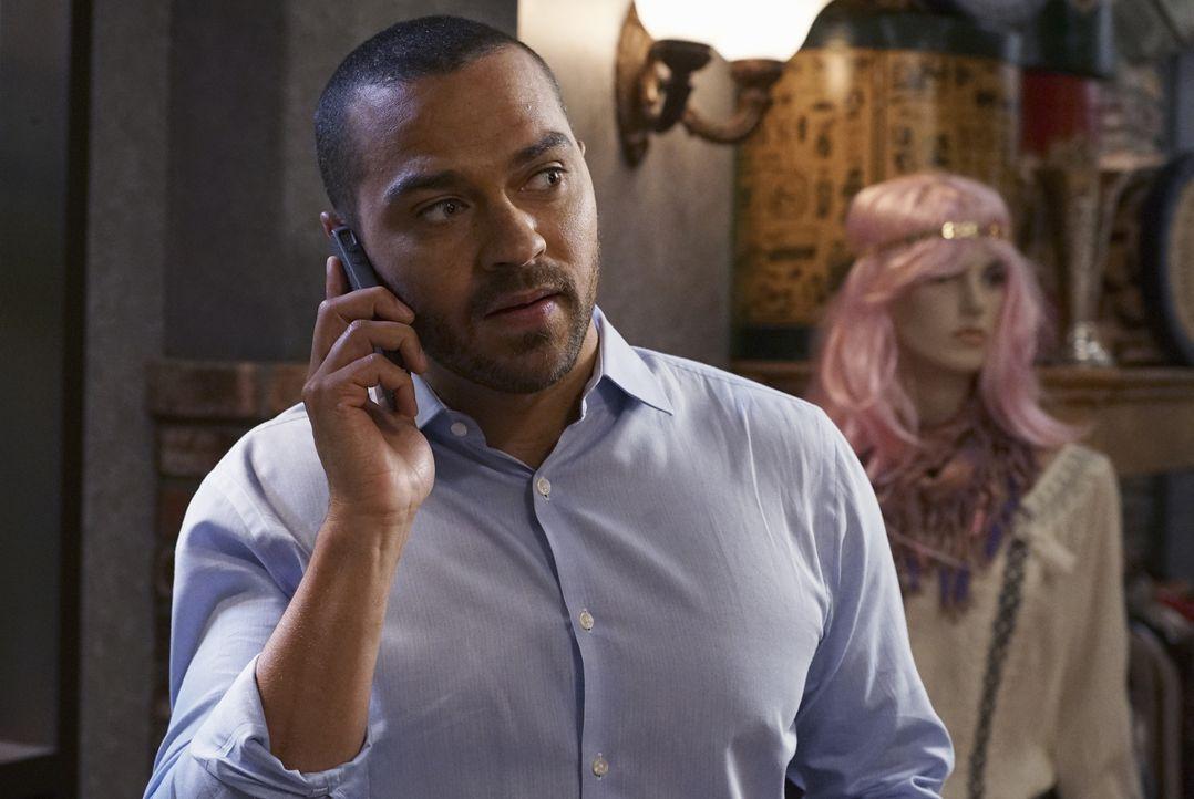 Werden Jackson (Jesse Williams) und April wieder zueinanderfinden und eine gemeinsame Zukunft vor sich haben? - Bildquelle: Eric McCandless ABC Studios