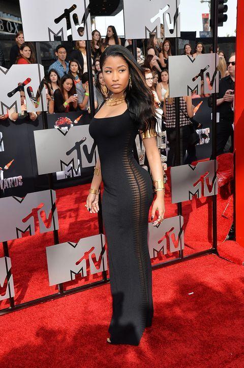 MTV-Movie-Awards-Nicki-Minaj-140313-getty-AFP - Bildquelle: getty-AFP