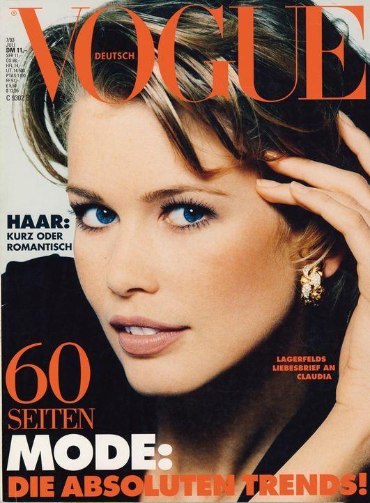Vogue Deutschland, Fotograf: Andre Rau