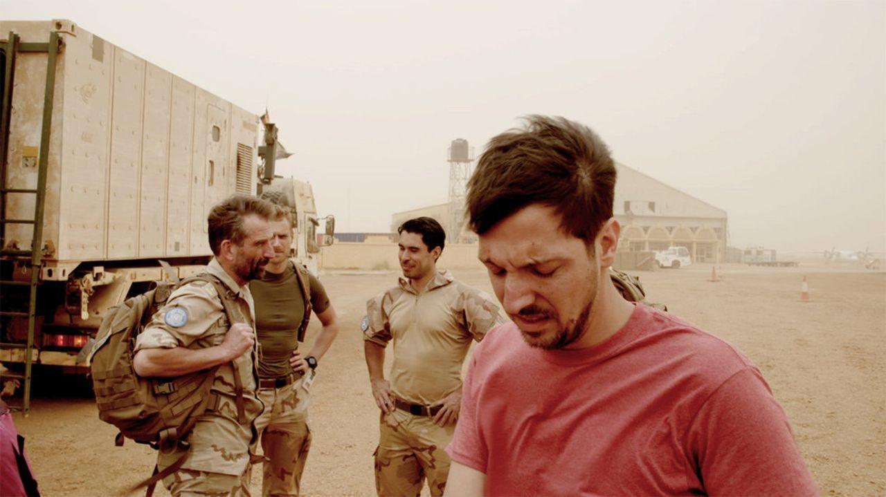 Terror, Kriminalität und Angst prägen das afrikanische Mali. Die Bundeswehr unterstützt dort zwei internationale Missionen, die Frieden stiften soll... - Bildquelle: ProSieben