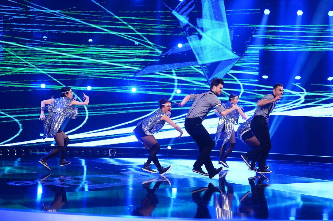 Got-To-Dance-CreaTionZ-03-SAT1-ProSieben-Willi-Weber - Bildquelle: SAT.1/ProSieben/Willi Weber